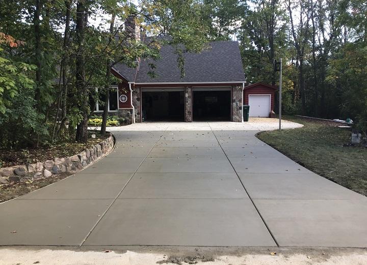 Concrete Repair & Installation Services