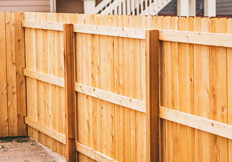Fence Repair & Installation Services