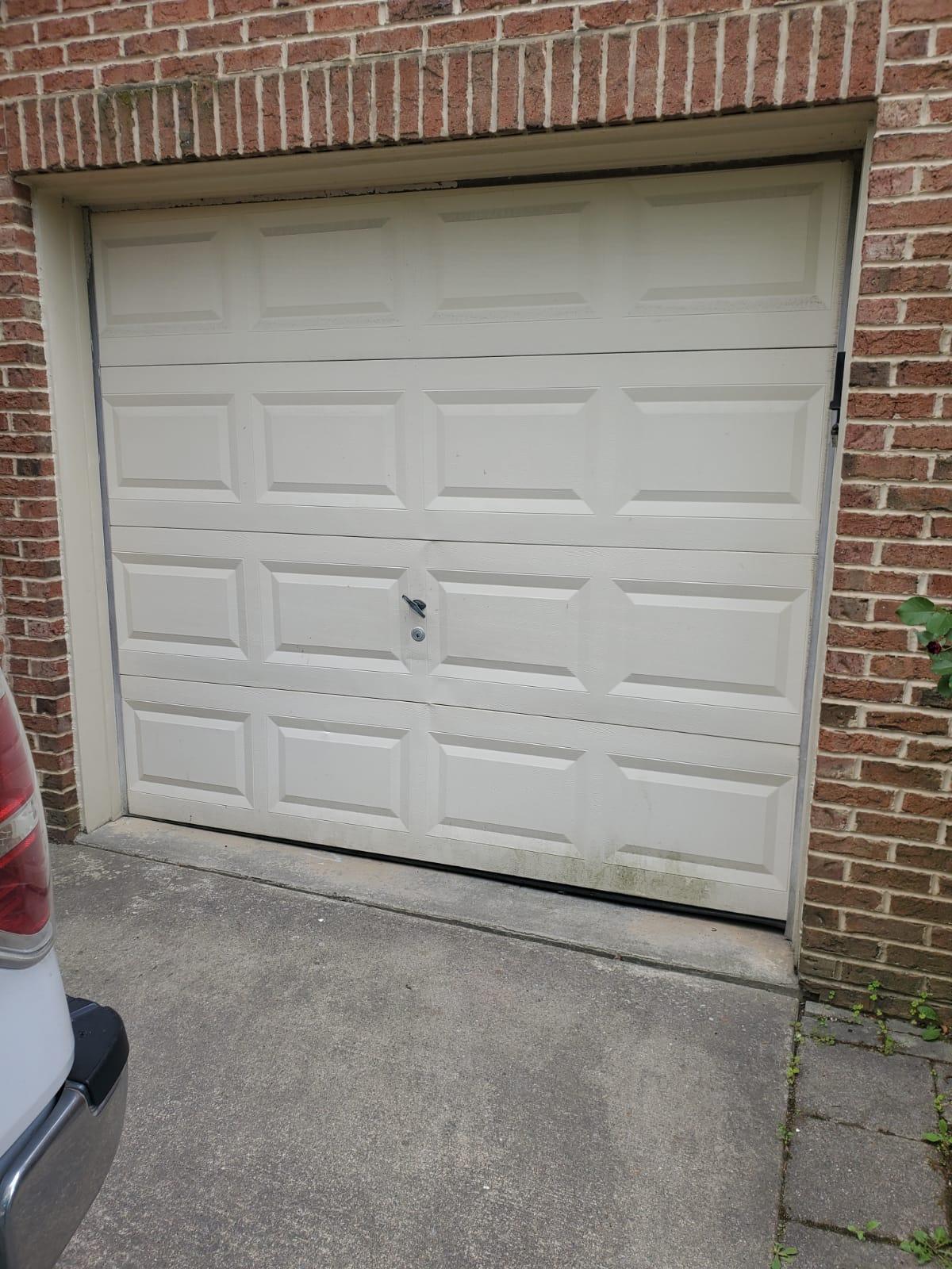 When does your Garage Door Stops working?