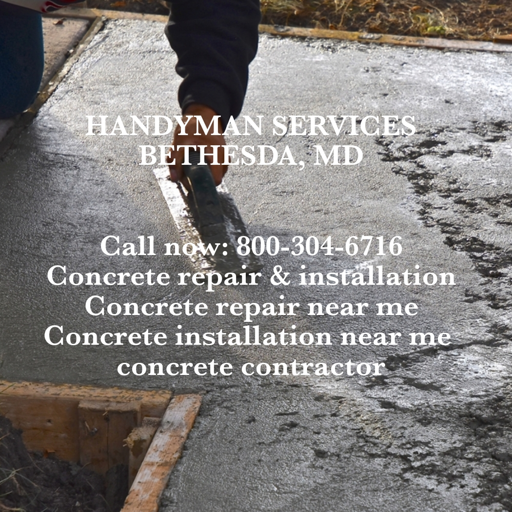 Things you need to know about concrete repair & installation service