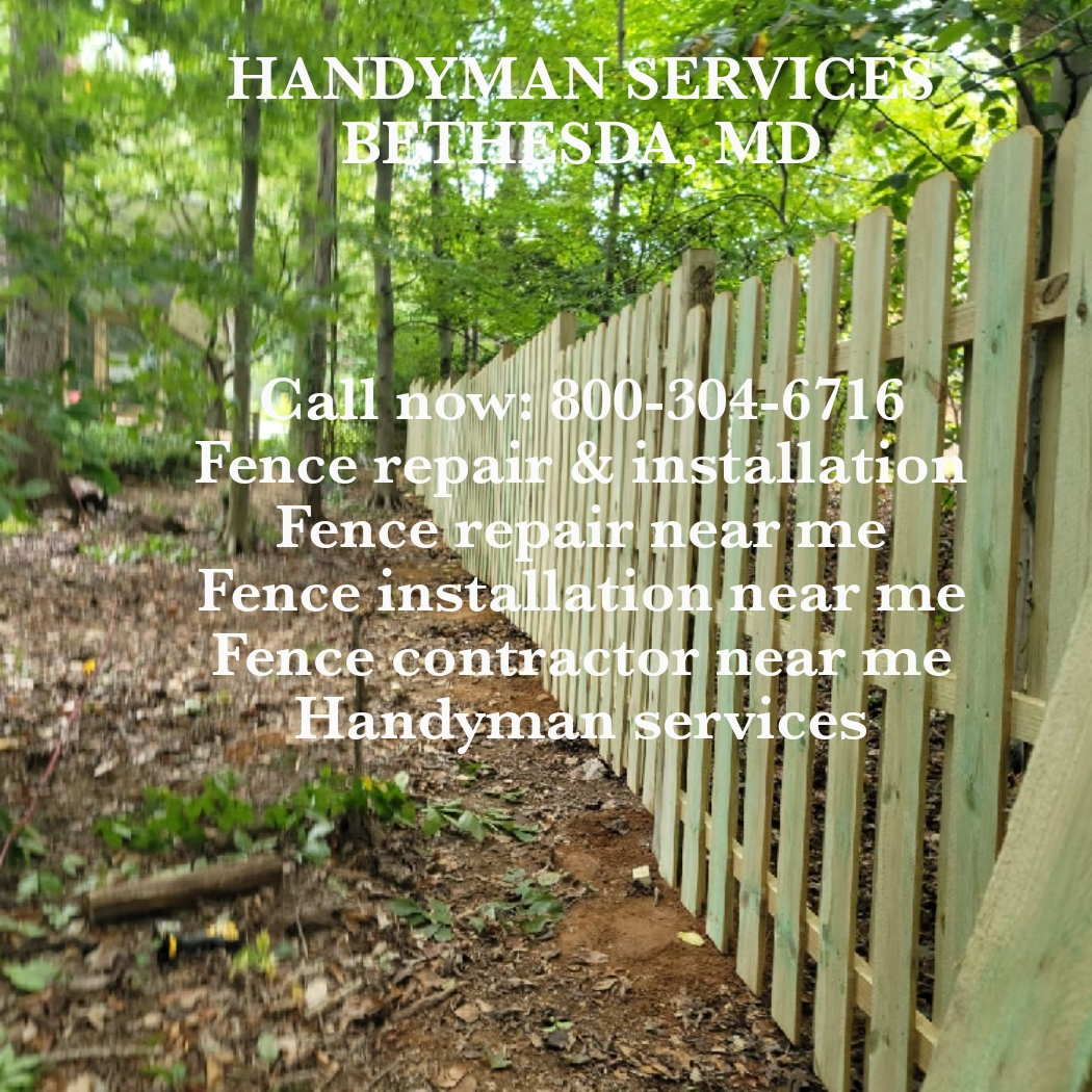 Is your fencing showing signs of deterioration? Hire fence contractor